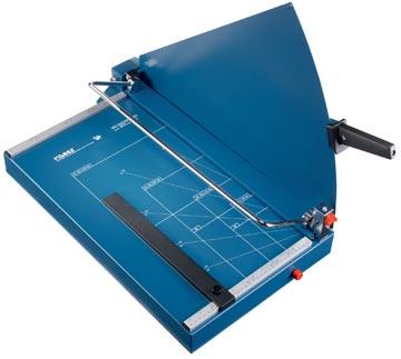 Dahle hefboomsnijmachine 517 voor ft A3, capaciteit: 35 vel