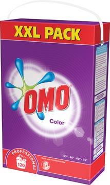 Omo waspoeder XXL voor gekleurde was