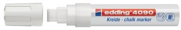 Edding Krijtmarker e-4090 wit