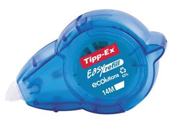 Tipp-ex correctieroller ECOlutions Easy Refill correctieroller