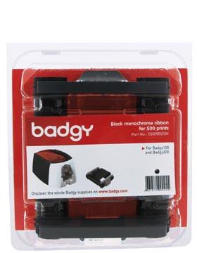 Lint zwart (500 prints) voor Badgy100 & Badgy200