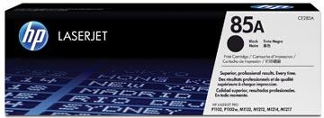 HP toner 85A, 1 600 pagina's, OEM CE285A, zwart