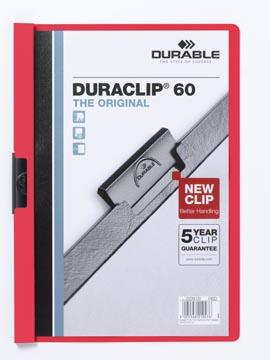Durable Klemmap Duraclip Original 60 rood