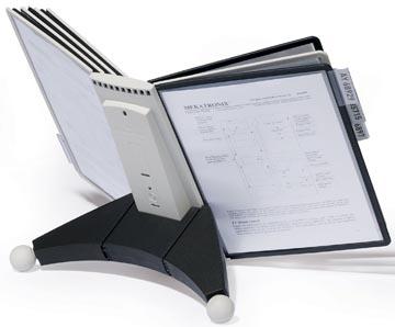 Durable Sherpa Table 10 5 x grijs, 5 x zwart