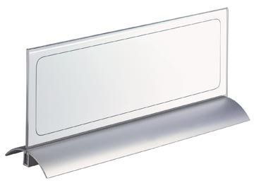 Durable tafelnaambord de luxe