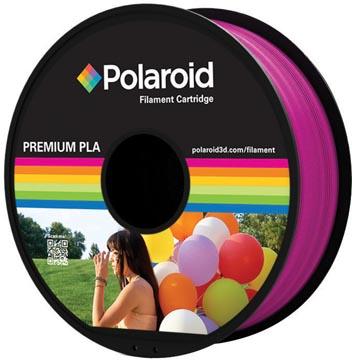 Polaroid 3D Universal Premium PLA filament, 1 kg, magenta