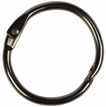 Gebroken ringen diameter 25 mm